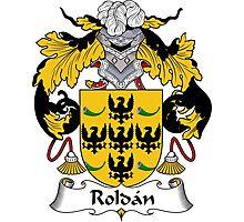 Roldan Coat of Arms/Family Crest Photographic Print