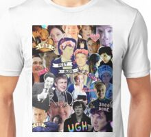 Sherlock collage 1 Unisex T-Shirt