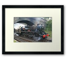 Black Five at Weybourne Framed Print