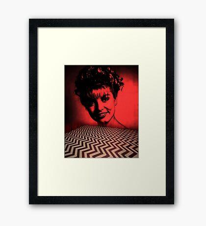 Laura Palmer - Twin Peaks Framed Print