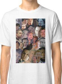 Sherlock collage 2 Classic T-Shirt