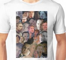 Sherlock collage 2 Unisex T-Shirt
