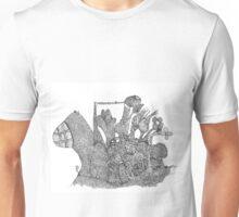 The garden village Unisex T-Shirt