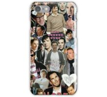 Sherlock collage 3 iPhone Case/Skin