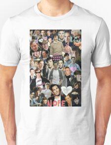 Sherlock collage 3 Unisex T-Shirt