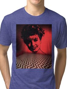 Laura Palmer - Twin Peaks Tri-blend T-Shirt