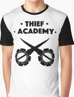 <FINAL FANTASY> Rikku's Thief Academy Graphic T-Shirt