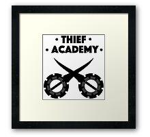 <FINAL FANTASY> Rikku's Thief Academy Framed Print