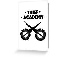 <FINAL FANTASY> Rikku's Thief Academy Greeting Card