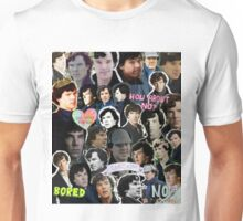Sherlock collage 4 Unisex T-Shirt