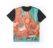 Poppies - Love In Bloom Graphic T-Shirt