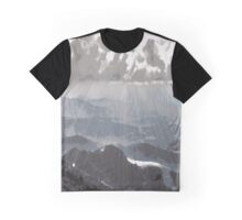 Moon Rays Graphic T-Shirt