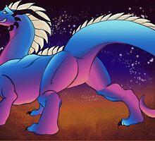 Space Star Dragon - Shinji by Airless