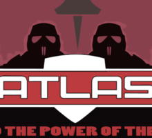 Wield the Power of the Gods Sticker