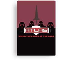 Wield the Power of the Gods Canvas Print