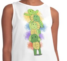 Turtle Tots Contrast Tank