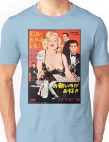 Some Like It Hot Unisex T-Shirt