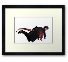 Dragonbatch Framed Print