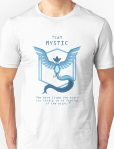 Team Mystic T-shirt and sticker T-Shirt