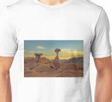 Red Hoodoo, Utah Unisex T-Shirt