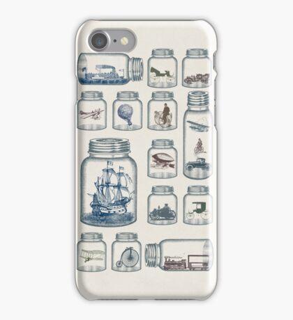 Vintage Preservation iPhone Case/Skin
