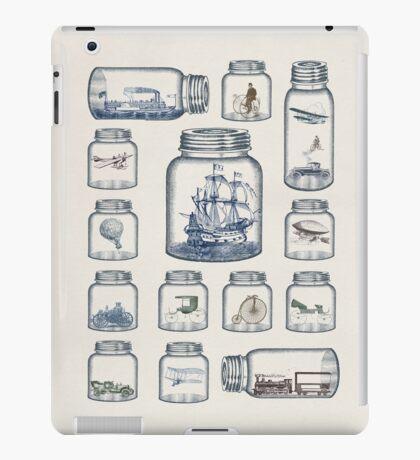 Vintage Preservation iPad Case/Skin