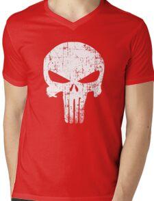 PUNISHER FOREVER  Mens V-Neck T-Shirt