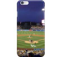 Night Game - Baseball iPhone Case/Skin