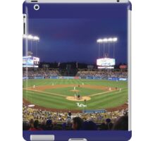 Night Game - Baseball iPad Case/Skin