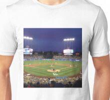 Night Game - Baseball Unisex T-Shirt