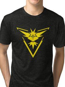 Instinct Team Pokemon Tri-blend T-Shirt