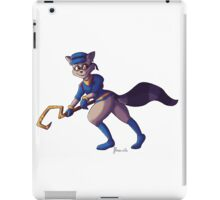 Sly raccoon iPad Case/Skin