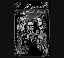 HP Lovecraft vs Aleister Crowley Unisex T-Shirt