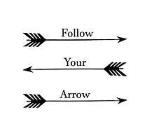Follow Your Arrow by HaLucyNation