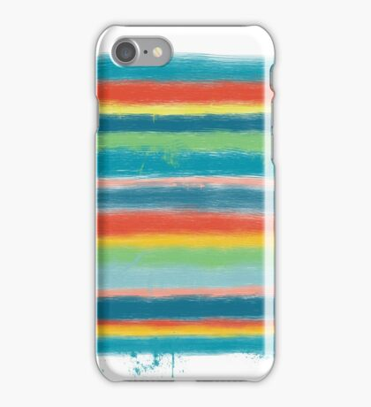 Stacked Colors One iPhone Case/Skin