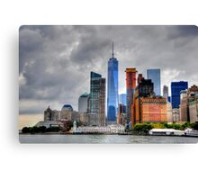 Freedom is a beautiful thing... Canvas Print