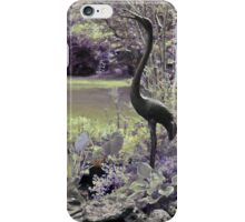 I Stand Tall - Digital Oil iPhone Case/Skin
