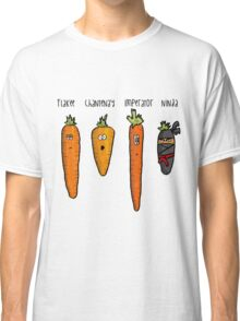 Types of carrot Classic T-Shirt
