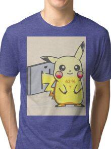 PokèBattery Tri-blend T-Shirt