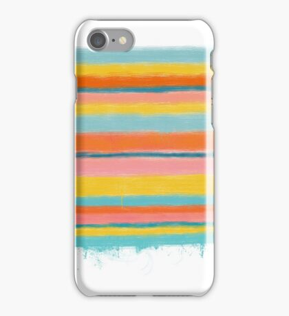 Stacked Colors Two iPhone Case/Skin