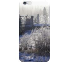 foggy pinawa iPhone Case/Skin