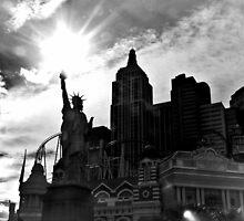 New York, New York, Las Vegas by jmath