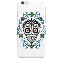 Sugar Skull Voodoo iPhone Case/Skin