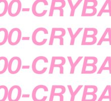 Melanie Martinez // Cry Baby x Hotline Bling Sticker