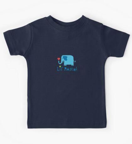Elephant Lil Rascal blue Kids Clothes