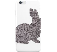 Crocodile Rabbit iPhone Case/Skin