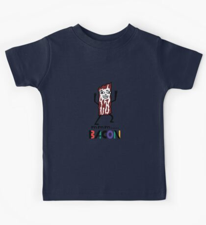 mmm Bacon Kids Clothes