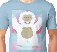 pink yeti  Unisex T-Shirt