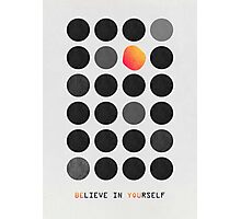 Be you Photographic Print