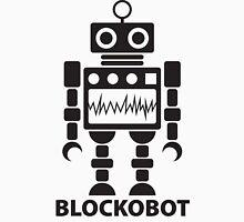 BLOCKOBOT (black) Unisex T-Shirt